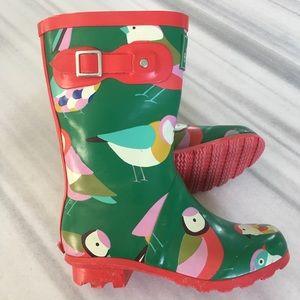 Mini Boden rain boots